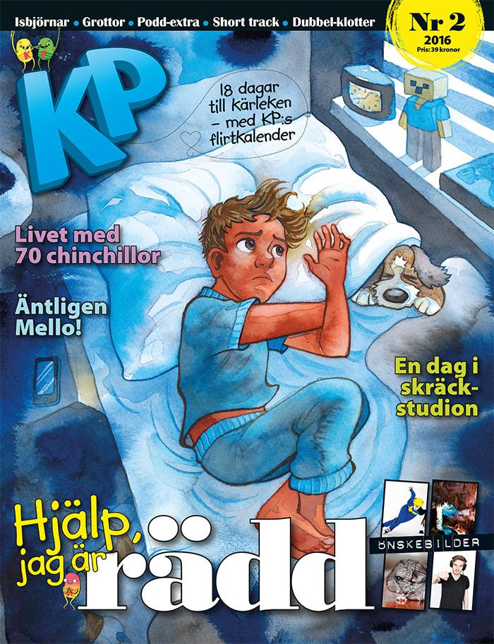 KP 2, 2016, Kamratposten