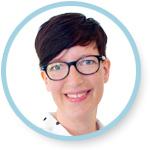 Malin Bäcklund, webbredaktör på KP
