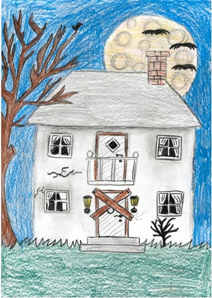 Illustration: Vilhelm Stigsson, 12, Trollhättan