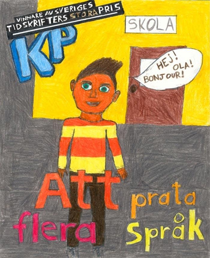 Illustration: Leo Crémoux, 12, Stockholm