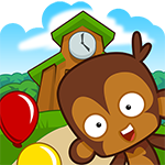 Recension_Bloons Monkey City