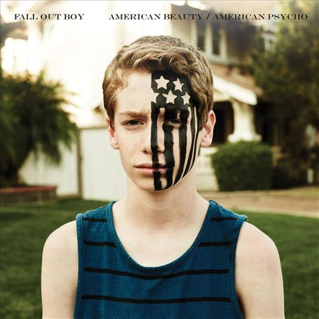 recension_Fall out boy American beuty_American psycho