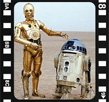 Star Wars, C-3PO och R2D2