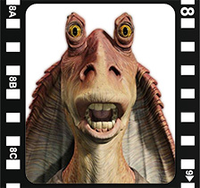 Star Wars, Jar Jar Binks