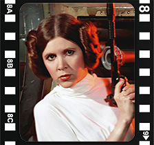 Star Wars, Prinsessan Leia