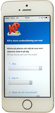 KPs undersokning om mat_Fakta