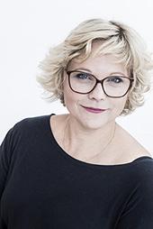 Författaren Karin Nygård. Foto: Ulrica Zwenger