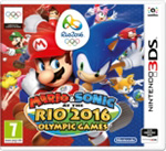 Mario & Sonic Rio 2016 the Olympic Games