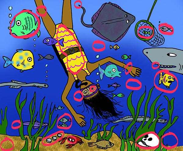 Illustration: Elin Lindell