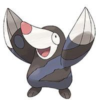 Drilbur från Pokémon