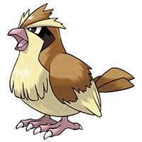 Pidgey från Pokémon