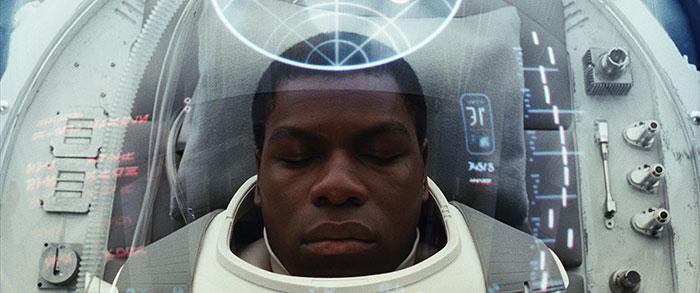 Finn i Star wars