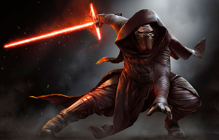 Kylo Ren i Star Wars
