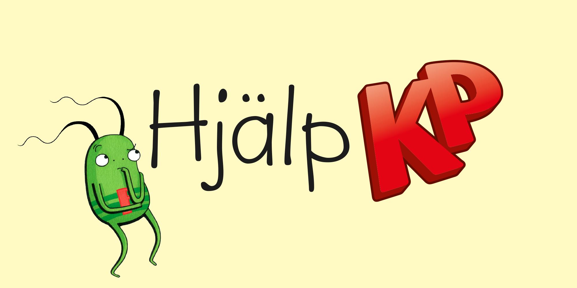 Hjälp KP