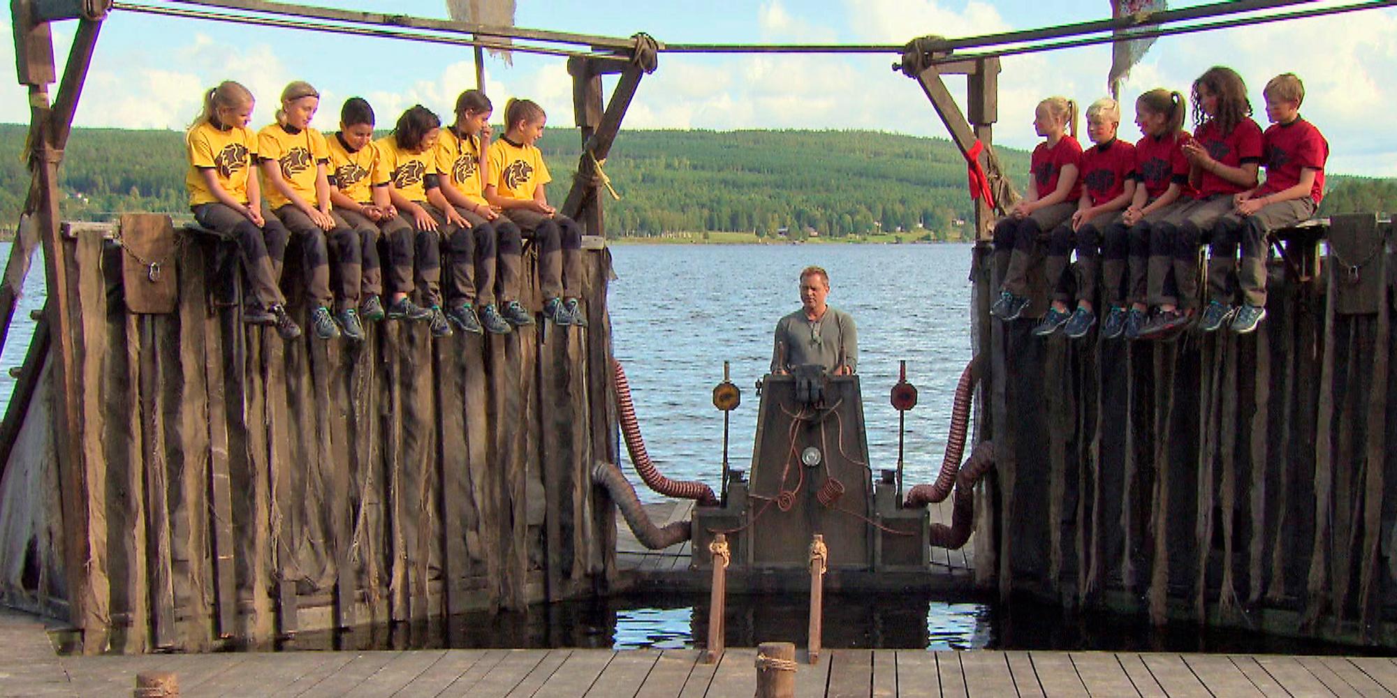 Final mellan Lejonen och Björnarna i den avgörande Fällstolen.