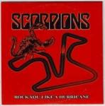 Recension scorpions rock you like a hurricane