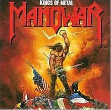 Recension_Manowar Kings of metal