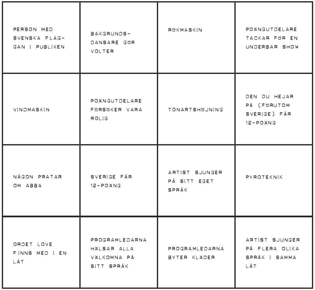 Eurovision-bingo_Bricka 4