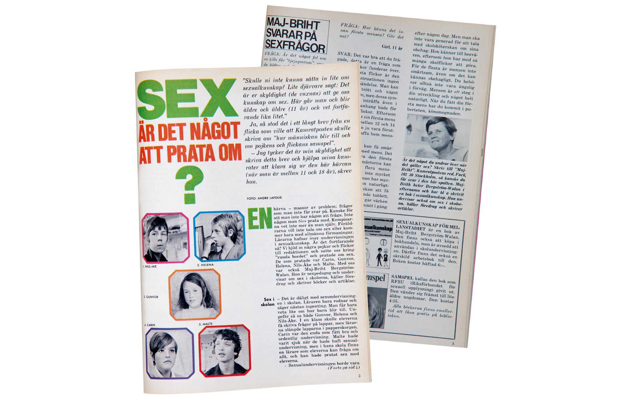 KP-Sagan-om-KP_1969_Maj-Briht-svarar-på-sexfragor