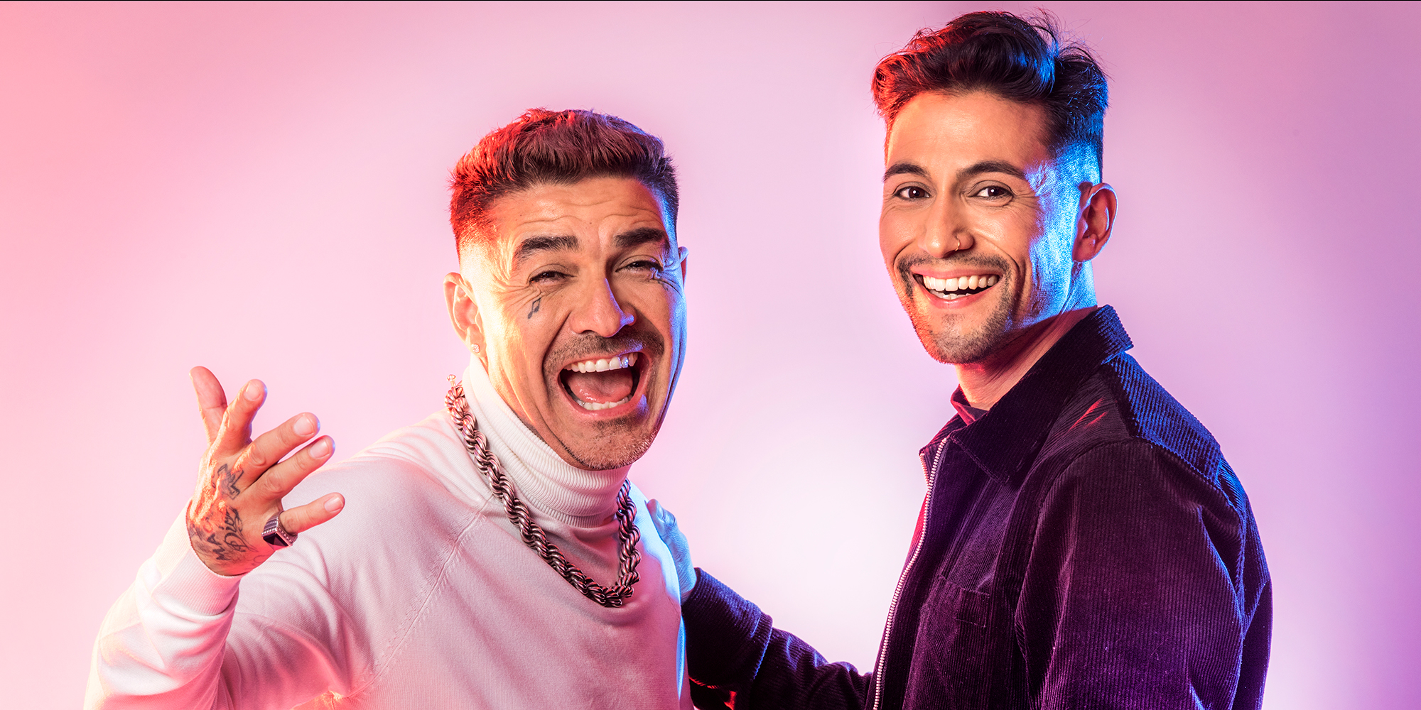 Mello_Mendez och Alvaro Estrella