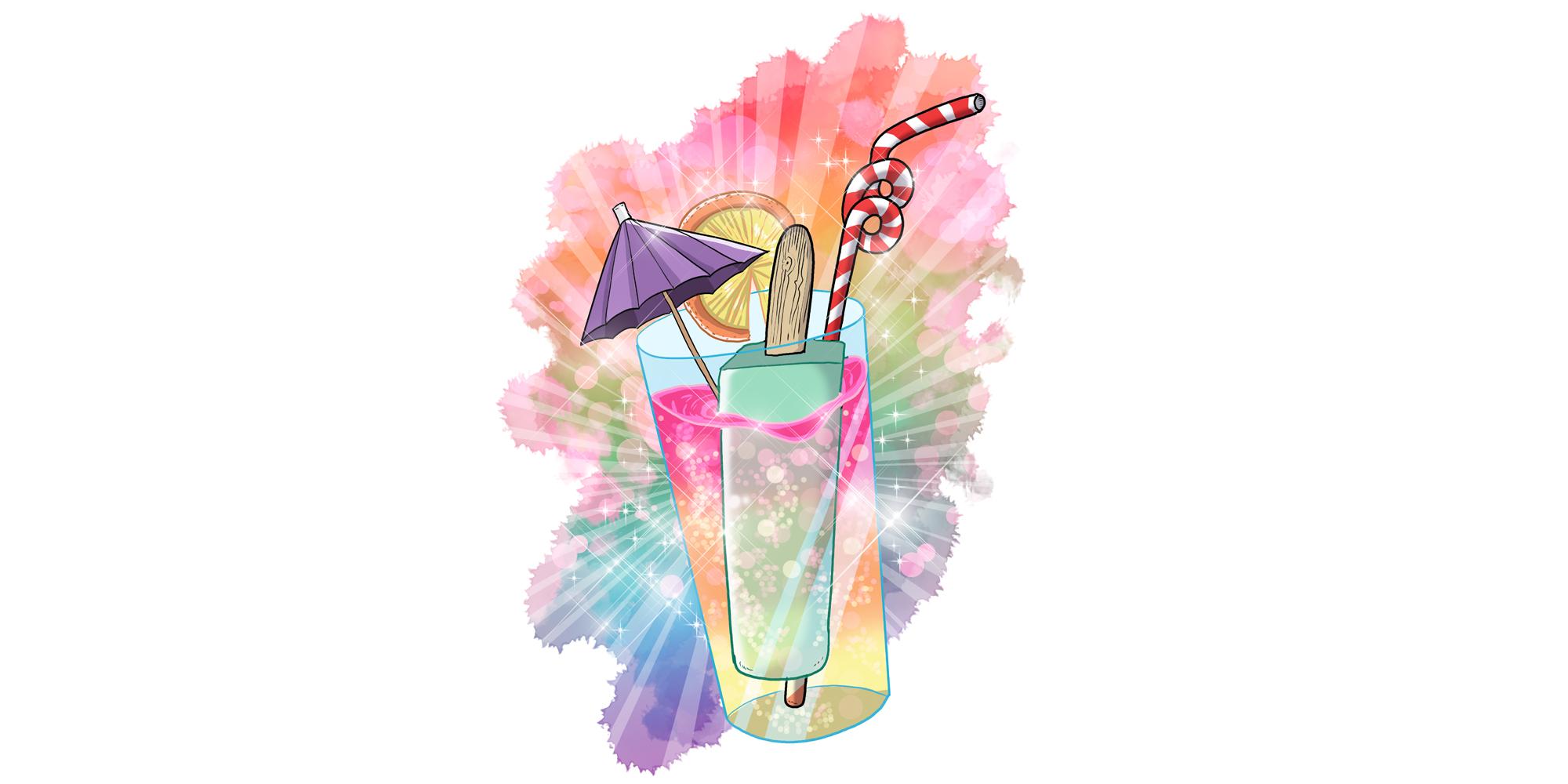 Skapa sommarens mest svalkande drink.